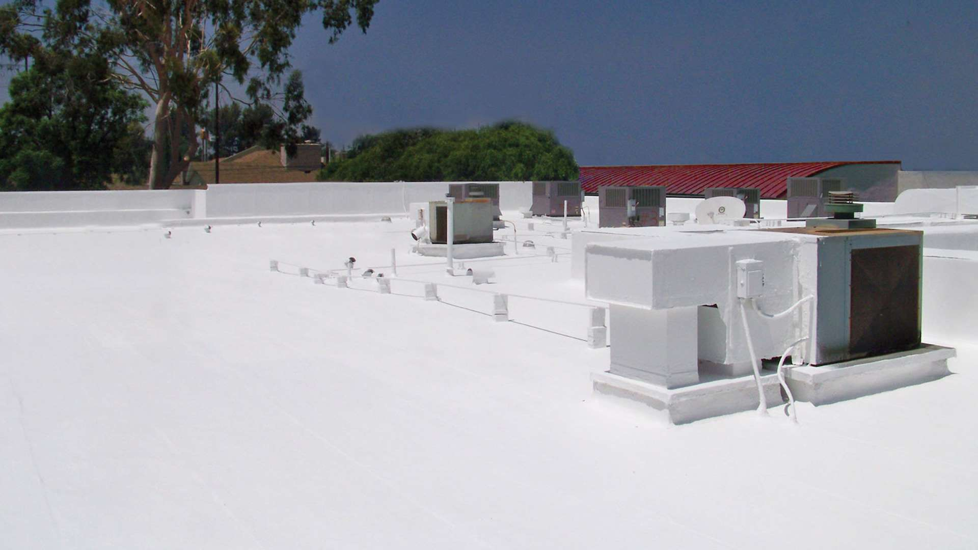 Waterproofing of Balcones and Terraces