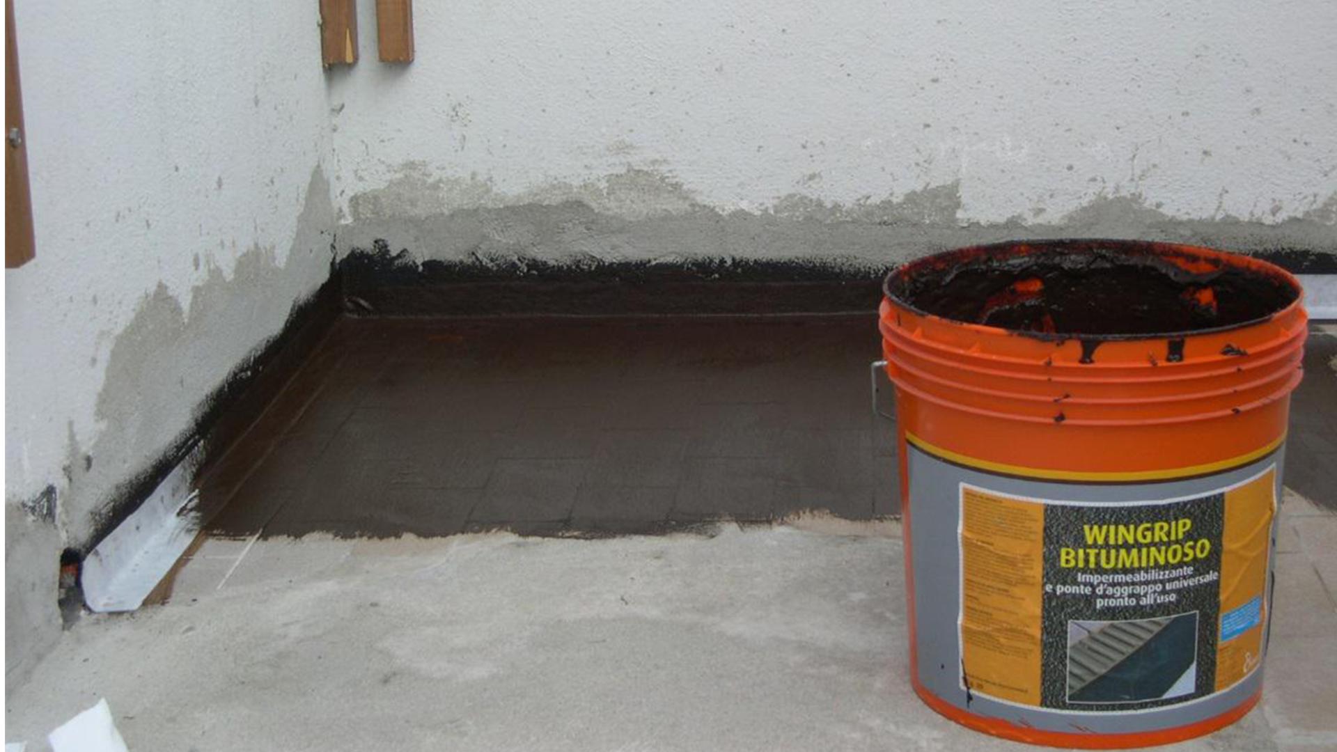 Come Impermeabilizzare un Balcone o un Terrazzo ⋆ Winkler Chimica