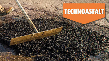 How to efficiently repair asphalt potholes with last generation bituminous conglomerates