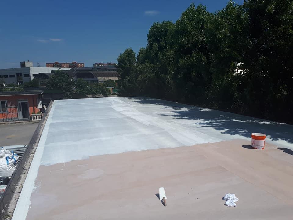 prodotto per impermeabilizzare tetto piatto
